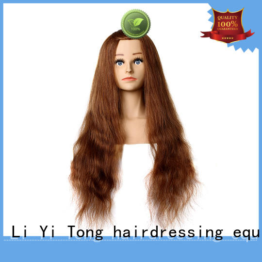 Li Yi Tong how much hairdressing head and stand latest for barberhead