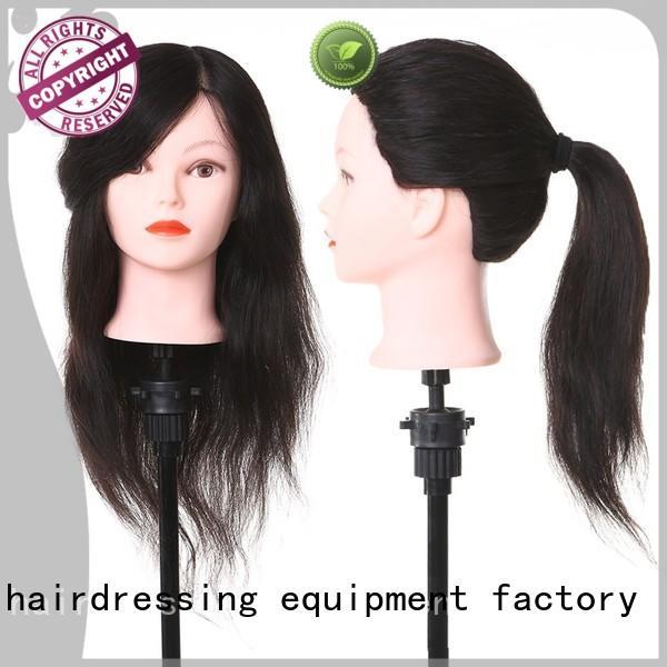 best hair cutting mannequin head aaaa features for girls