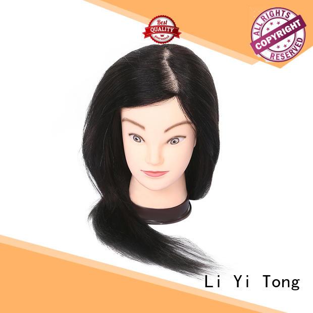 Li Yi Tong mannequin manikin head and stand companies for long hair