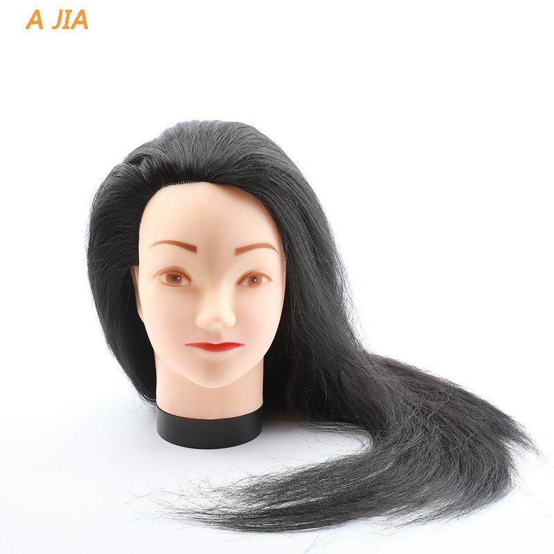 Hairdressing mannequin training doll head-A JIA