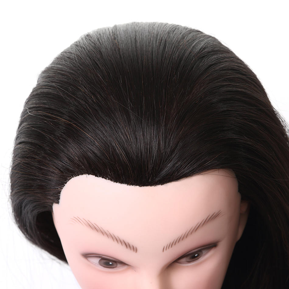 Hairdressing school beauty supply mannequin doll head