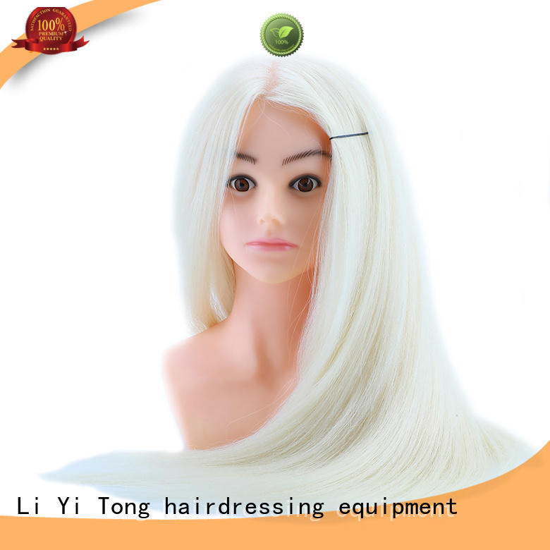 Li Yi Tong how much manikin doll head brands for long hair