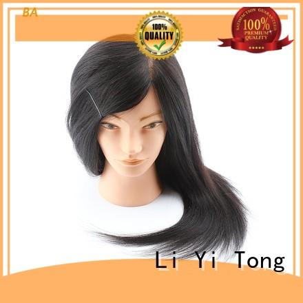 Li Yi Tong blend manikins with hair for sale features for training