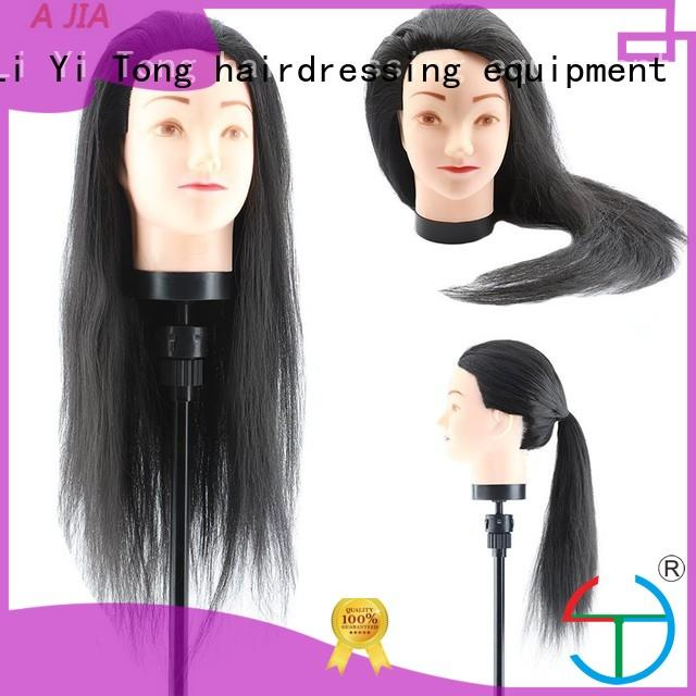 Li Yi Tong latest manikin head with hair buy now for training