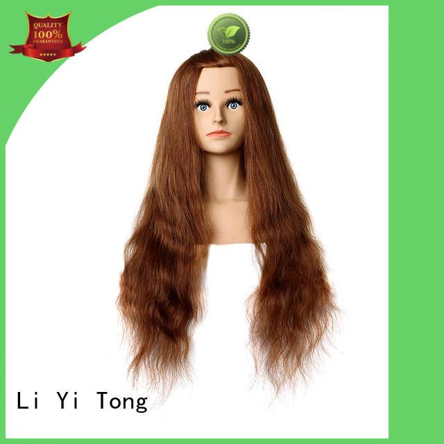 Li Yi Tong top rated manikin doll for business for barberhead