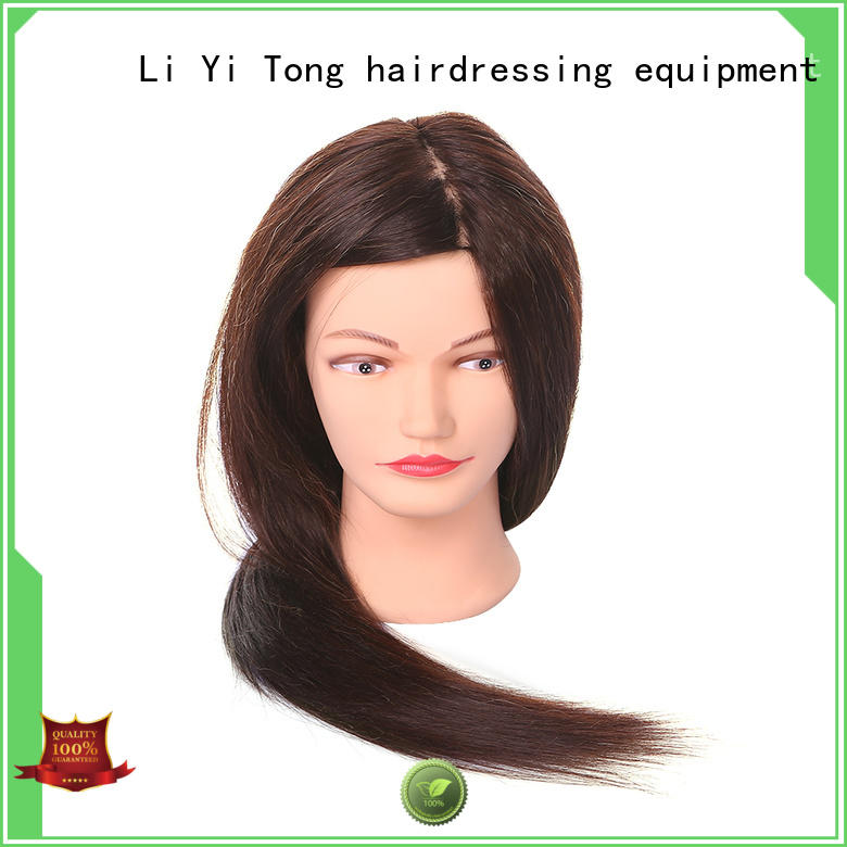 Li Yi Tong top rated mannequin doll head factory for training