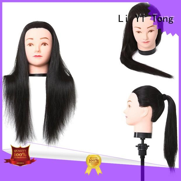 Li Yi Tong courses beauty school mannequin heads Suppliers for training