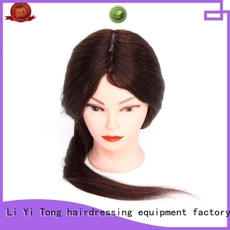 Breathable cosmetology heads for sale customization for girls Li Yi Tong