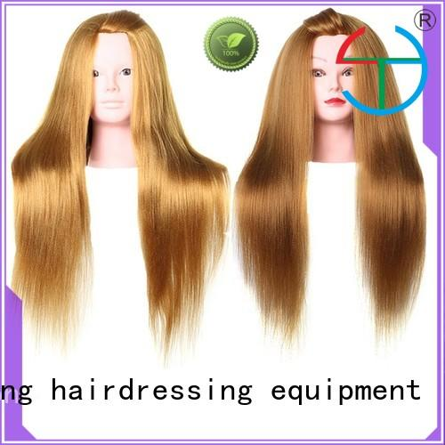 Li Yi Tong beauty mannequin head with hair for sale get quote for long hair