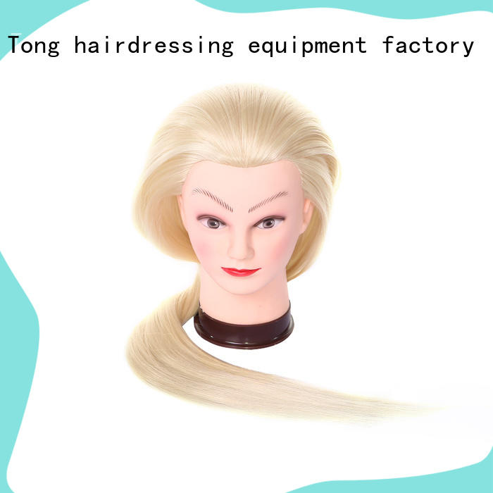 Breathable hair mannequins for sale customization for womens Li Yi Tong