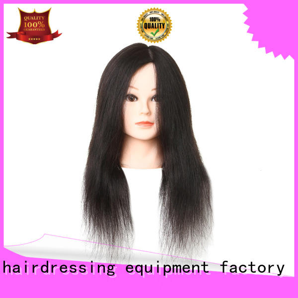 on-sale long human hair mannequin head customization for beauty