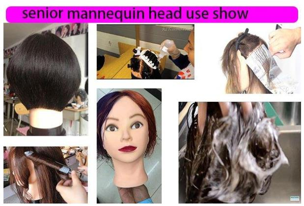 How to choose a cosmetology mannequin heads?