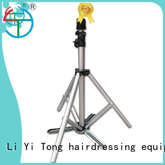 Li Yi Tong durable long hair mannequin head human hair OEM for beginnger