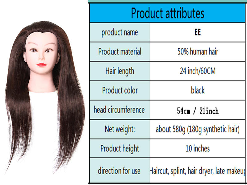 on-sale human hair mannequin heads for sale get quote for girls