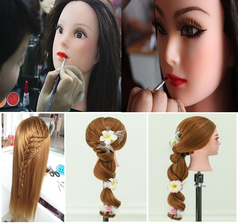 on-sale human hair mannequin heads for sale get quote for girls-9