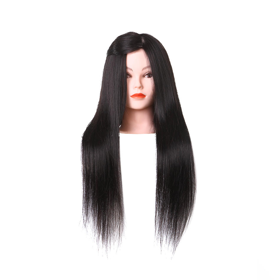 Hairdressing school hairdressing courses  hair salon practice doll head XFT