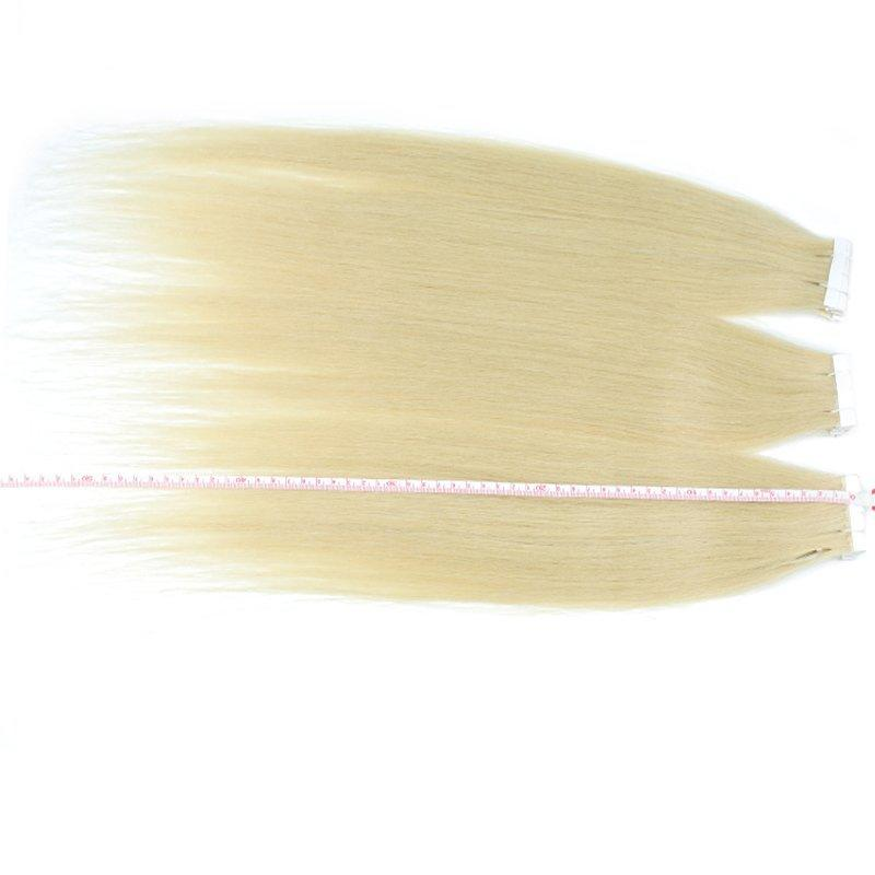 Hairdressing glue glue human hair Colorful human hair style hair extension