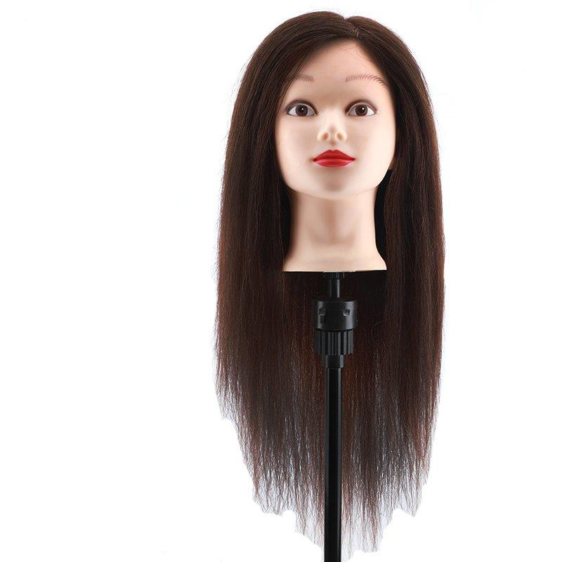 female head manikin training mannequin head for hairdressers