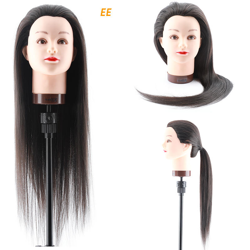 on-sale human hair mannequin heads for sale get quote for girls-2