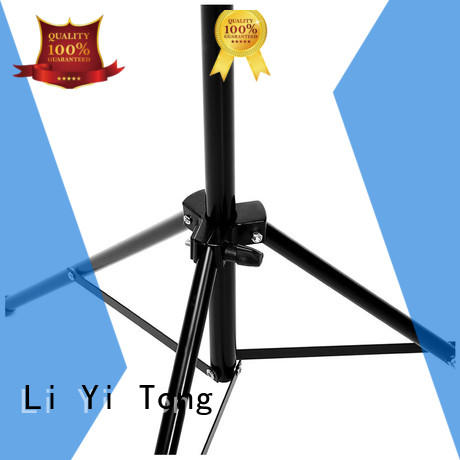 Li Yi Tong Brand beauty pedal long hair mannequin heads sale steel