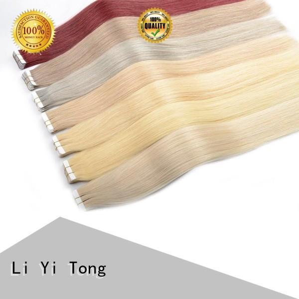 Li Yi Tong high-quality cheap human hair manikin heads Purchase for girls